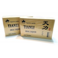 Tianli Oral Liquid Original Golden cap 2 boxes pack