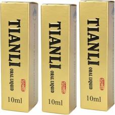Tianli Liquid Original Golden cap 3 vials
