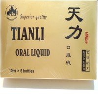Tianli Oral Liquid Original Golden Cap 6 vials