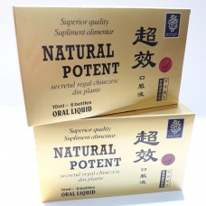 Natural Potent 2 Packs