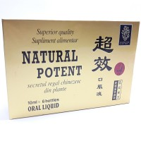 Natural Potent 6 vials